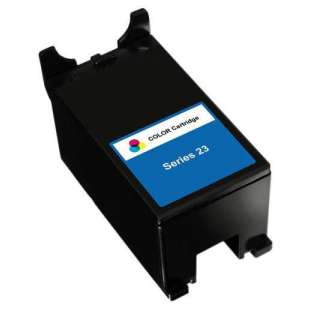 Compatible ink cartridge guaranteed to replace Dell T106N (Series 23) - color cartridge