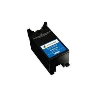 Original Dell XG8R3 (Series 21 ink) high quality inkjet cartridge - color cartridge