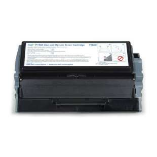 Remanufactured for Dell X2046 toner cartridge - high capacity black