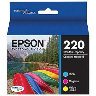 Original Epson T220520 Multipack - 3 pack
