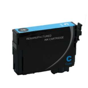 Remanufactured Epson T220XL220 (220XL ink) high quality inkjet cartridge - high capacity cyan