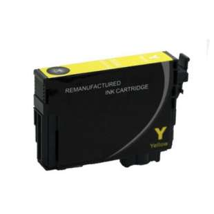Remanufactured Epson T220XL420 (220XL ink) high quality inkjet cartridge - high capacity yellow