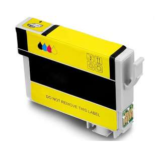Remanufactured Epson T288XL420 (288XL ink) high quality inkjet cartridge - high capacity yellow