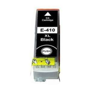 Remanufactured Epson T410XL020 (410XL ink) high quality inkjet cartridge - high capacity black