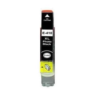 Remanufactured Epson T410XL120 (410XL ink) high quality inkjet cartridge - high capacity photo black