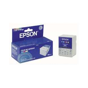 Original Epson T001011 high quality inkjet cartridge - photo