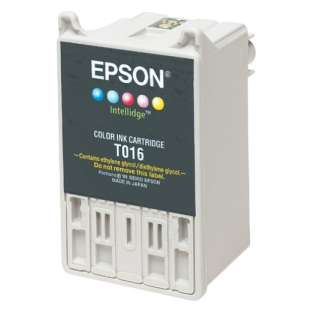 Original Epson T016201 high quality inkjet cartridge - photo