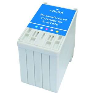 Remanufactured Epson T016201 high quality inkjet cartridge - color cartridge