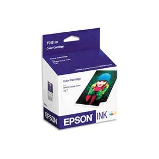 Original Epson T018201 high quality inkjet cartridge - color cartridge