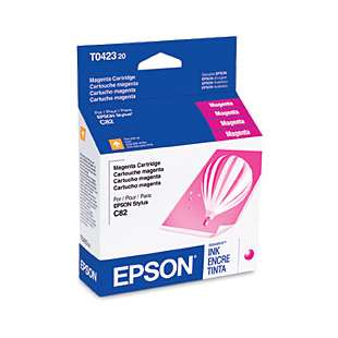 Original Epson T042320 high quality inkjet cartridge - magenta