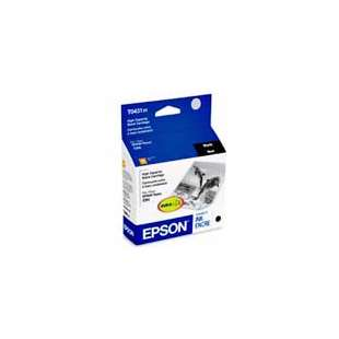 Original Epson T043120 high quality inkjet cartridge - black cartridge