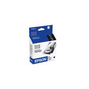 Original Epson T048120 (48 ink) high quality inkjet cartridge - black cartridge