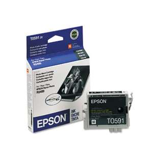 Original Epson T059120 high quality inkjet cartridge - photo black