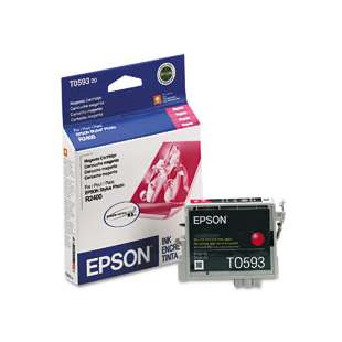 Original Epson T059320 high quality inkjet cartridge - magenta