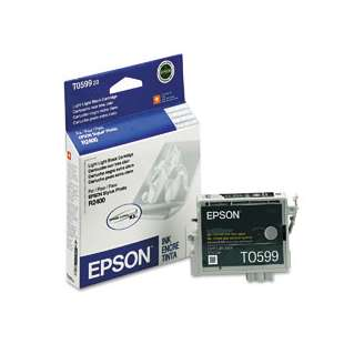 Original Epson T059920 high quality inkjet cartridge - light light black