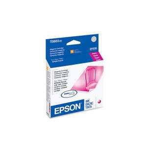Original Epson T060320 (60 ink) high quality inkjet cartridge - magenta