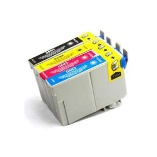 Remanufactured high quality inkjet cartridges Multipack for Epson 69 - 4 pack