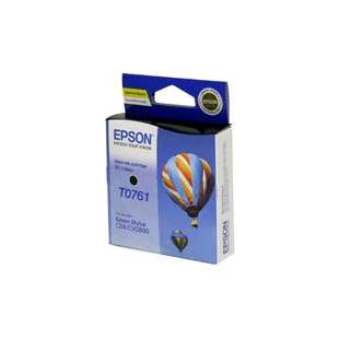 Original Epson T076190 high quality inkjet cartridge - black cartridge