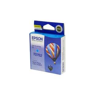 Original Epson T076290 high quality inkjet cartridge - cyan