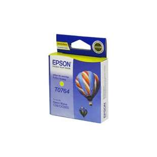 Original Epson T076490 high quality inkjet cartridge - yellow