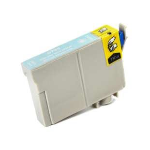 Remanufactured Epson T079520 (79 ink) high quality inkjet cartridge - high capacity light cyan