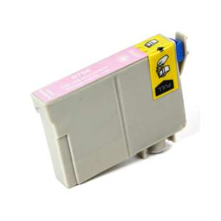 Remanufactured Epson T079620 (79 ink) high quality inkjet cartridge - high capacity light magenta