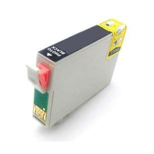 Remanufactured Epson T087120 (87 ink) high quality inkjet cartridge - photo black
