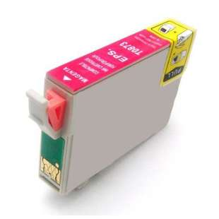 Remanufactured Epson T087320 (87 ink) high quality inkjet cartridge - magenta