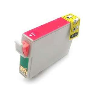 Remanufactured Epson T087720 (87 ink) high quality inkjet cartridge - red
