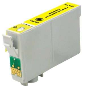Remanufactured Epson T088420 (88 ink) high quality inkjet cartridge - yellow