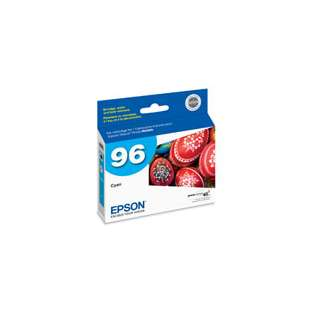 Original Epson T096220 (96 ink) high quality inkjet cartridge - cyan