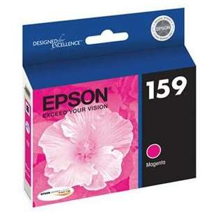 Original Epson T159320 (159 ink) high quality inkjet cartridge - photo magenta