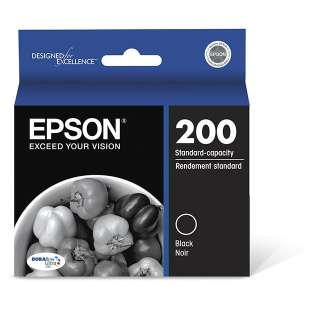 Original Epson T200120 (200 ink) high quality inkjet cartridge - black cartridge