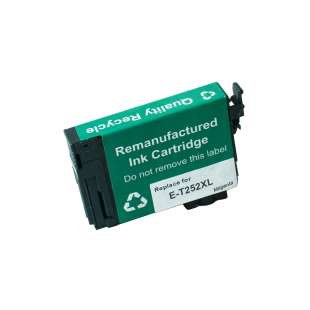 Remanufactured Epson T252XL320 (252XL ink) high quality inkjet cartridge - high capacity magenta