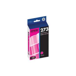 Original Epson T273320 (273 ink) high quality inkjet cartridge - magenta