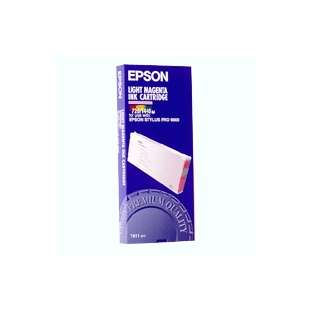 Original Epson T411011 high quality inkjet cartridge - light magenta