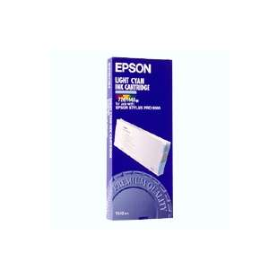 Original Epson T412011 high quality inkjet cartridge - light cyan