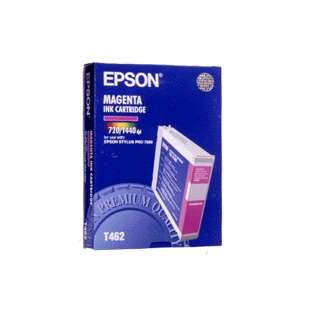 Original Epson T462011 high quality inkjet cartridge - magenta