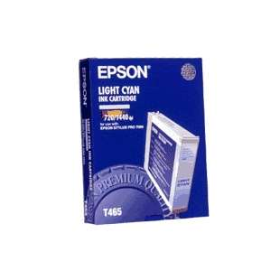 Original Epson T465011 high quality inkjet cartridge - light cyan