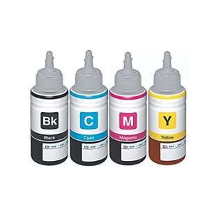 Compatible ink bottles Multipack for Epson 502 - 4 pack