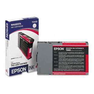 Original Epson T543300 high quality inkjet cartridge - magenta