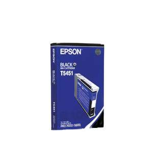 Original Epson T545100 high quality inkjet cartridge - black cartridge