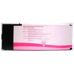 Remanufactured Epson T565300 high quality inkjet cartridge - pigment magenta