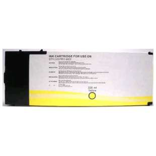 Remanufactured Epson T565400 high quality inkjet cartridge - pigment yellow