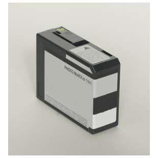 Compatible ink cartridge guaranteed to replace Epson T580100 - black cartridge