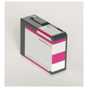 Remanufactured ink cartridge guaranteed to replace Epson T580300 - magenta
