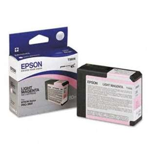 Original Epson T580600 high quality inkjet cartridge - light magenta
