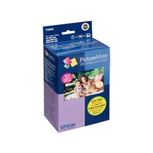 Original Epson T5846 high quality inkjet cartridge - gloss