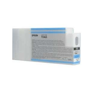 Original Epson T596500 high quality inkjet cartridge - light cyan
