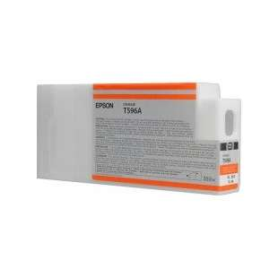 Original Epson T596A00 high quality inkjet cartridge - orange